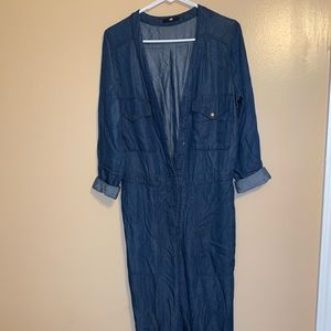 H&M Denim jumpsuit